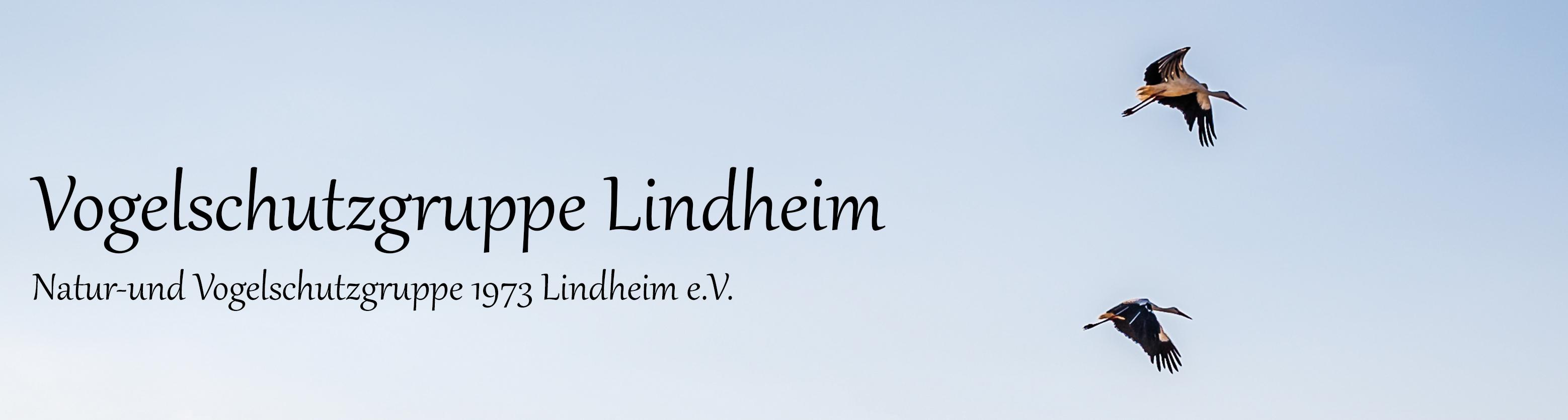 Vogelschutzgruppe Lindheim