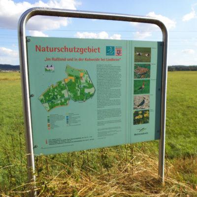 Größtes Naturschutzgebiet der Wetterau, über 220 ha