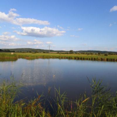 3500 m² Wasserfläche